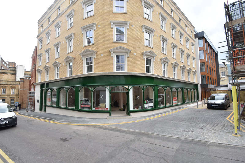 Shop Commercial for sale in Unit 1, The Old Sorting Office, Albert Road, Bournemouth, Dorset BH1 1BZ