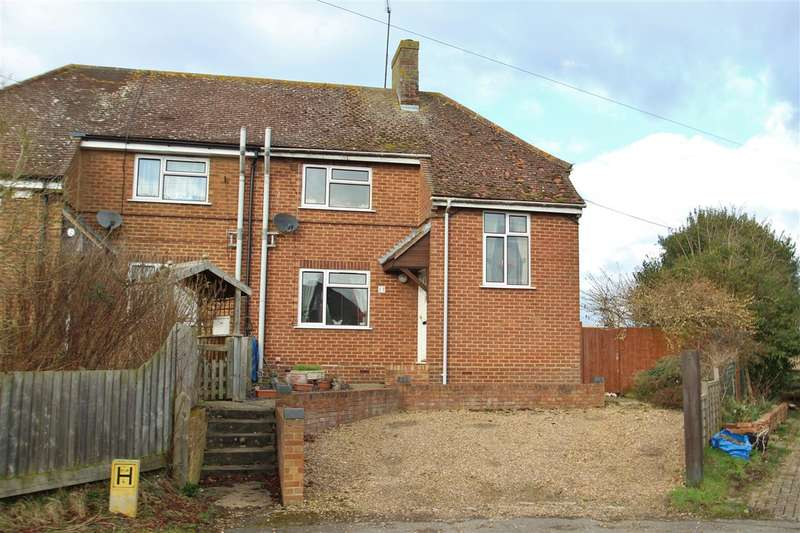 2 Bedrooms Semi Detached House for sale in North Hill, Dadford
