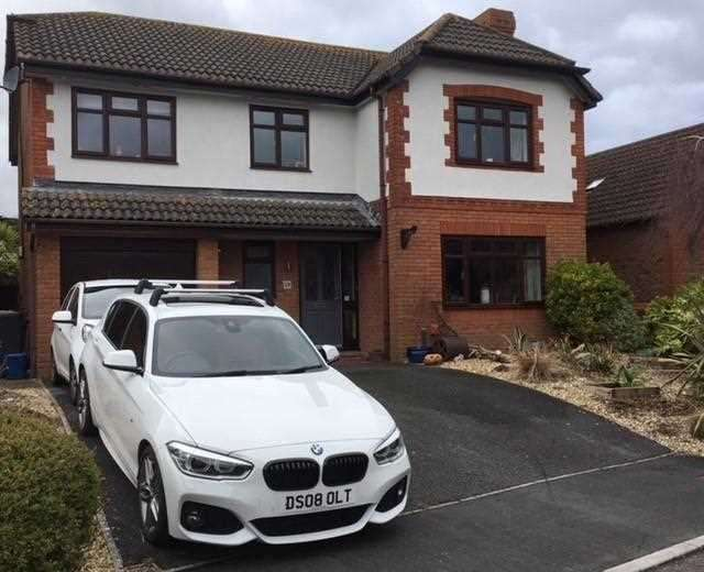 4 Bedrooms Detached House for sale in Brownlees, Exminster, Exeter