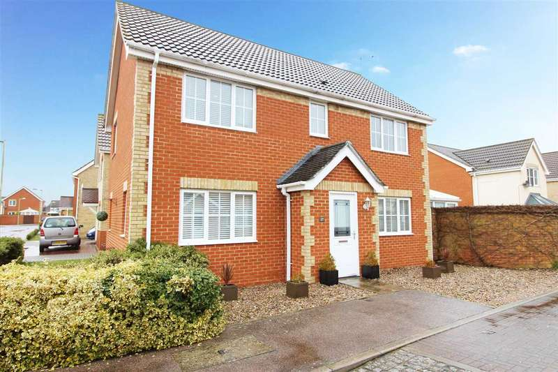 4 Bedrooms Detached House for sale in Dobbs Drift, Kesgrave