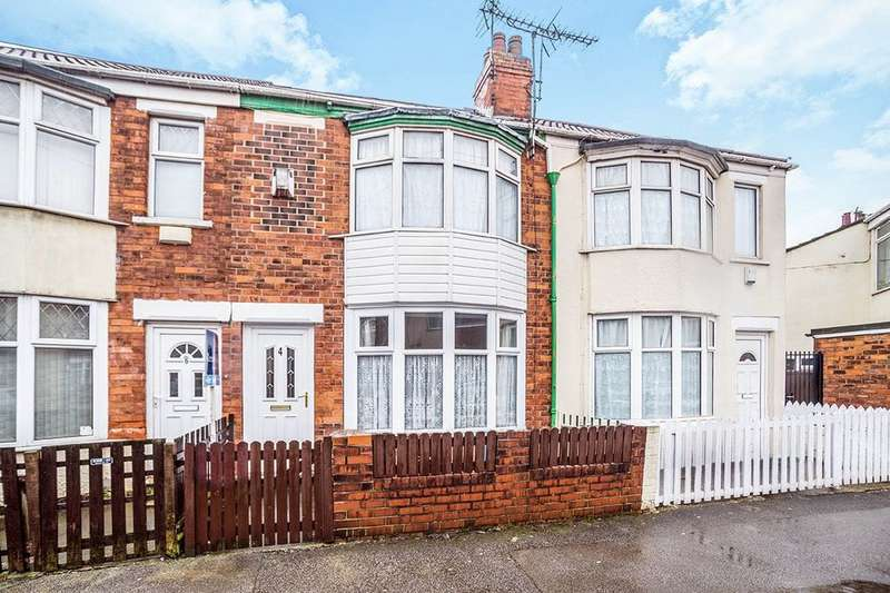 3 Bedrooms Terraced House for sale in Brecon Street, Hull, HU8