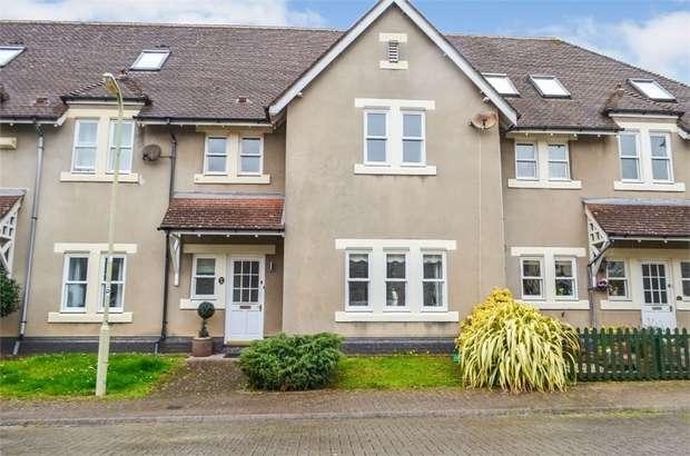 3 Bedrooms Town House for sale in Merthyr Mawr Road, Bridgend, Mid Glamorgan