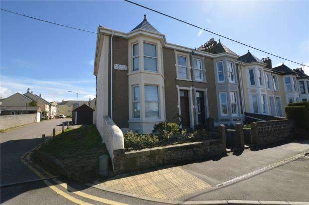 3 Bedrooms End Of Terrace House for sale in Beatrice Terrace, Hayle, Cornwall