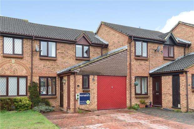 3 Bedrooms Terraced House for sale in Kilmington Close, Bracknell, Berkshire