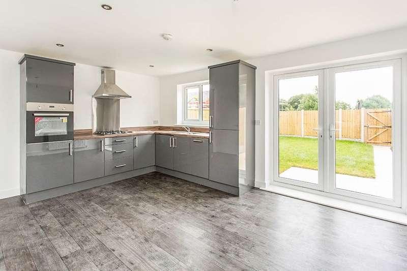 3 Bedrooms Semi Detached House for sale in Pilsley Road, Danesmoor, Chesterfield, S45