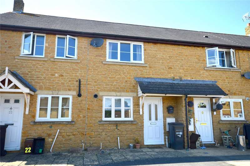 2 Bedrooms Terraced House for sale in Lampreys Lane, South Petherton, Somerset, TA13