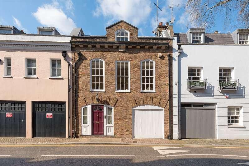 3 Bedrooms Mews House for sale in Cadogan Lane, Belgravia, London, SW1X