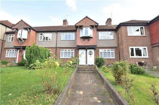 3 Bedrooms Maisonette Flat for sale in Epsom Road, MORDEN, Surrey, SM4 5PN