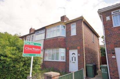 2 Bedrooms Semi Detached House for sale in Townsend Street, Birkenhead, Wirral, CH41