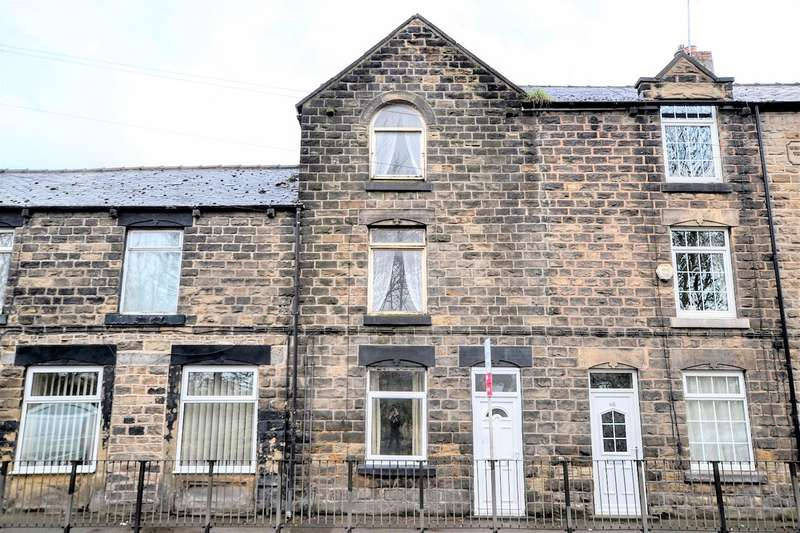 3 Bedrooms Terraced House for sale in Doncaster Road, Darfield, Barnsley, S73 9HX