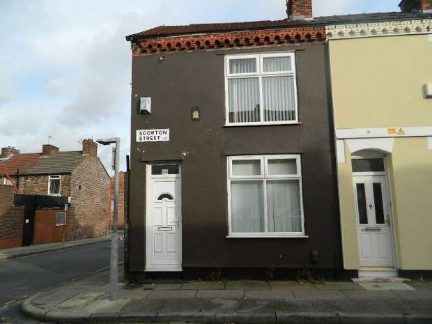 2 Bedrooms Terraced House for sale in Scorton Street, Liverpool, L6
