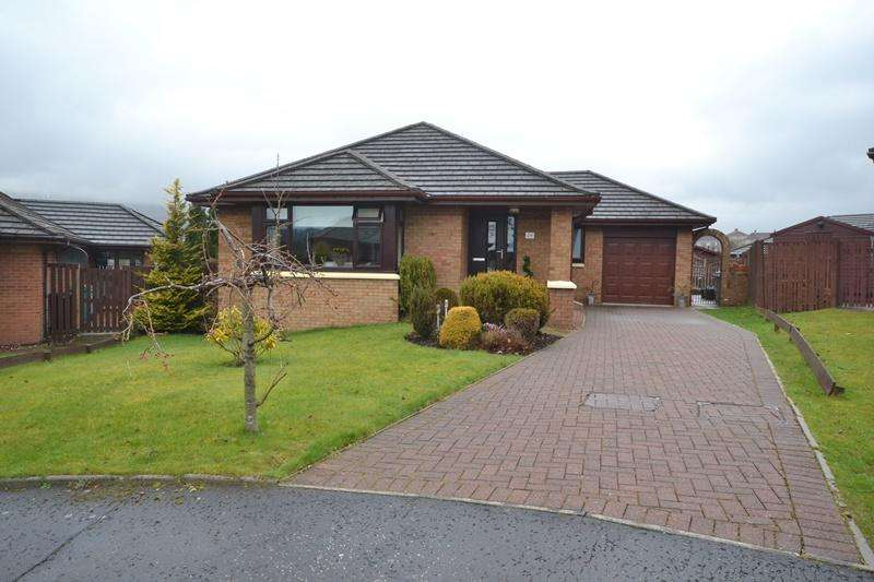 3 Bedrooms Detached Bungalow for sale in 24 Barr Farm Road, Kilsyth G65