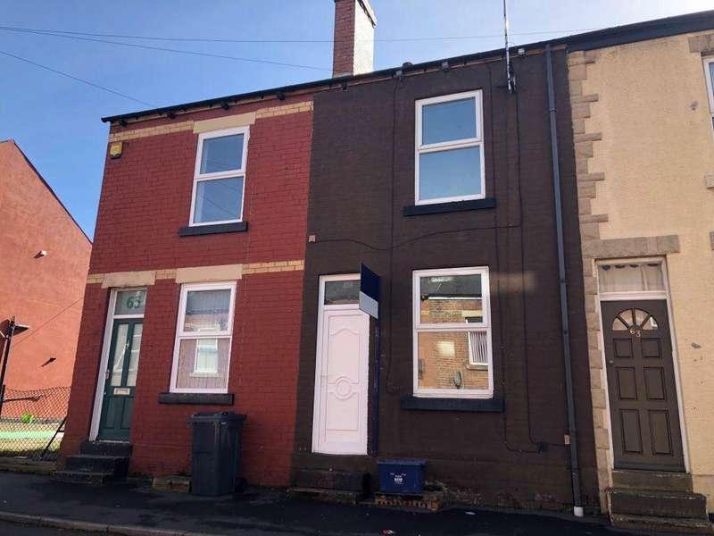 2 Bedrooms Terraced House for rent in Harvey Street, Deepcar