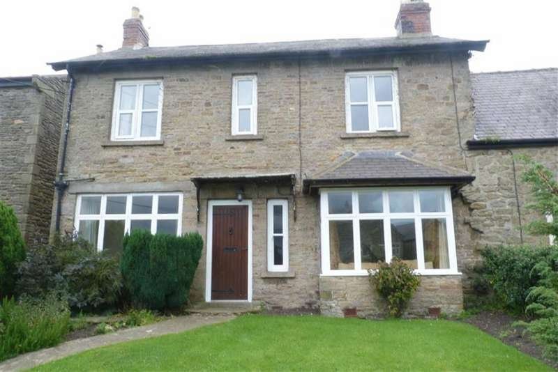 4 Bedrooms Semi Detached House for rent in Hedley On The Hill, Stocksfield, Northumberland