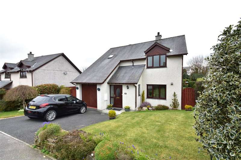 3 Bedrooms Detached House for sale in Hawkens Way, St. Columb Major