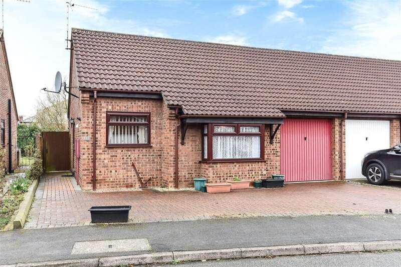 2 Bedrooms Detached Bungalow for sale in Belton Close, Boston, PE21