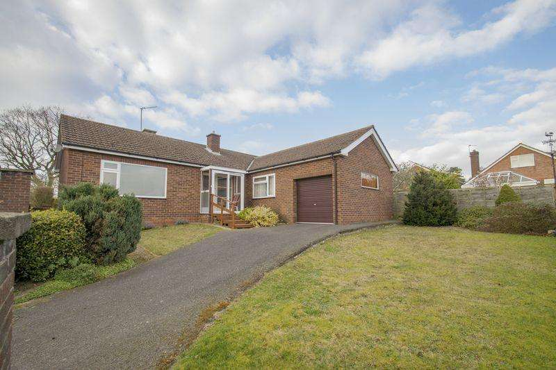 3 Bedrooms Detached Bungalow for sale in Fallowfield, Ampthill