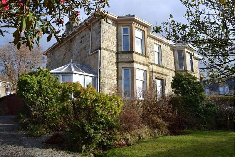 4 Bedrooms Semi Detached House for sale in 3 Overton Drive, West Kilbride, KA23 9LQ