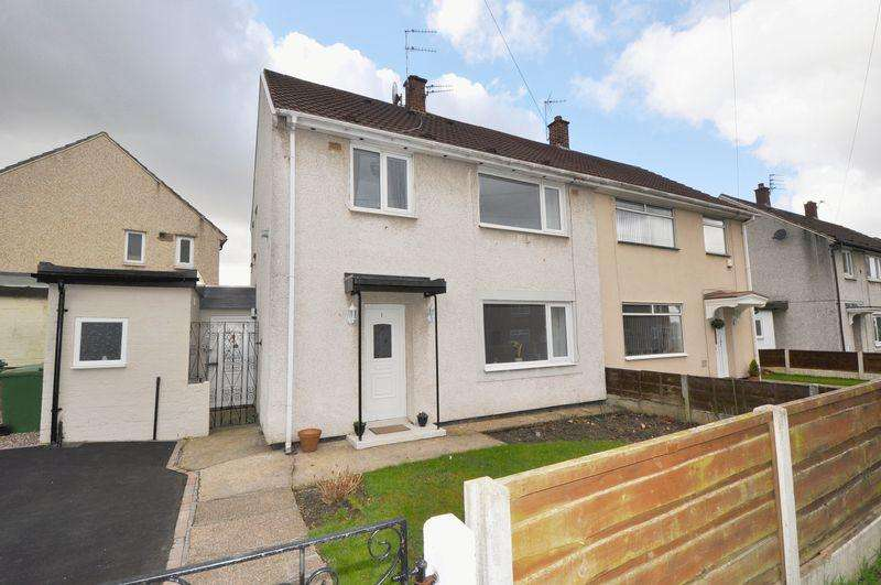 3 Bedrooms Semi Detached House for sale in Saxholme Walk, Manchester
