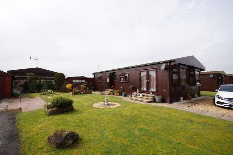 2 Bedrooms Mobile Home for sale in Maple Avenue, The Elms, Torksey
