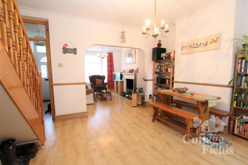 3 Bedrooms Terraced House for sale in Bertram Road, Enfield