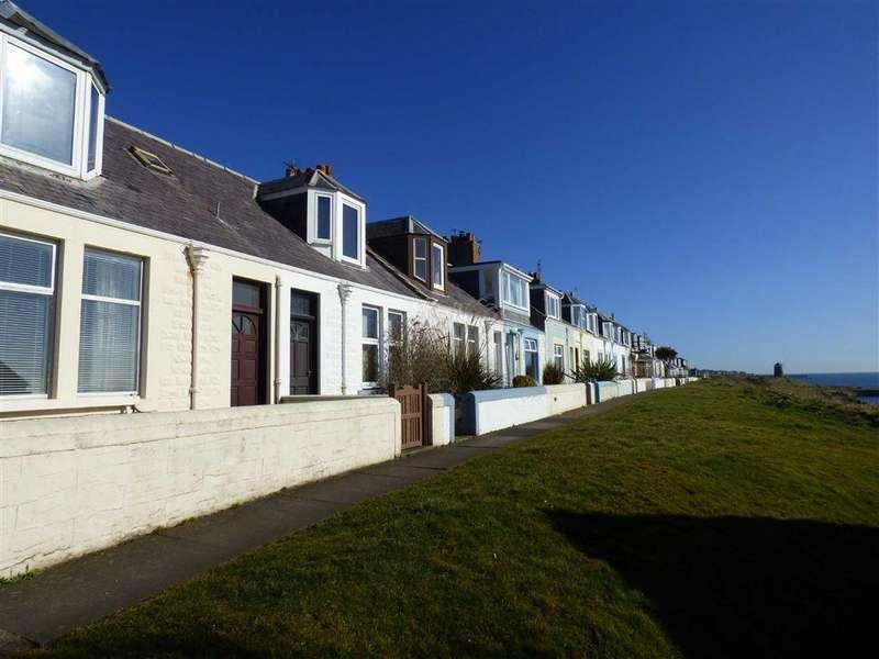 2 Bedrooms Terraced House for sale in Miller Terrace, St Monans, Fife