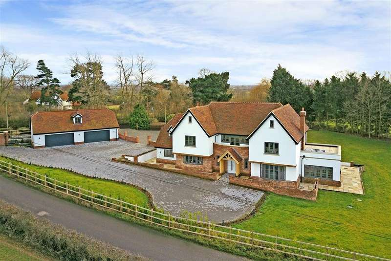 6 Bedrooms Detached House for sale in Beckingham Road, Great Totham, Maldon