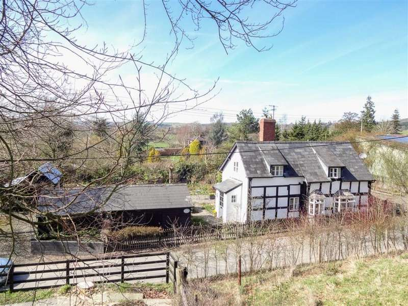 2 Bedrooms Detached House for sale in Elton, Ludlow