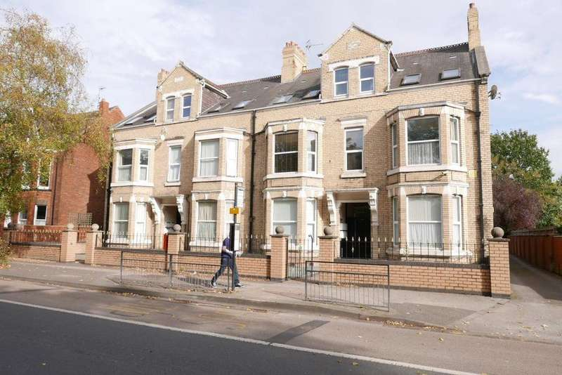 1 Bedroom Flat for rent in Flat 10, Convent View, 586 Beverley High Road, HU6
