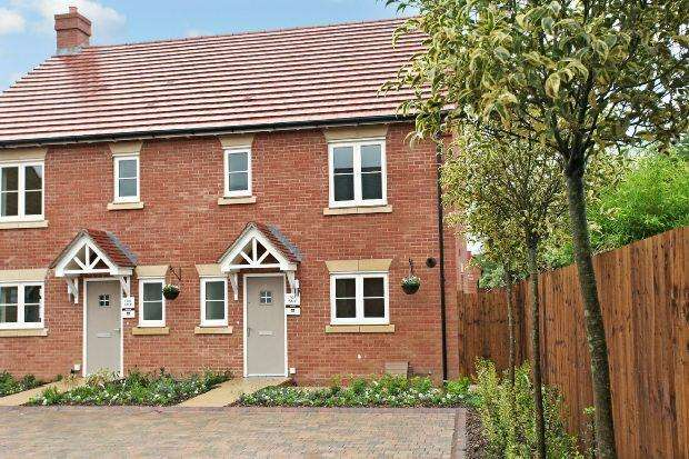 3 Bedrooms Semi Detached House for rent in Artisan Close, Moreton-in-marsh