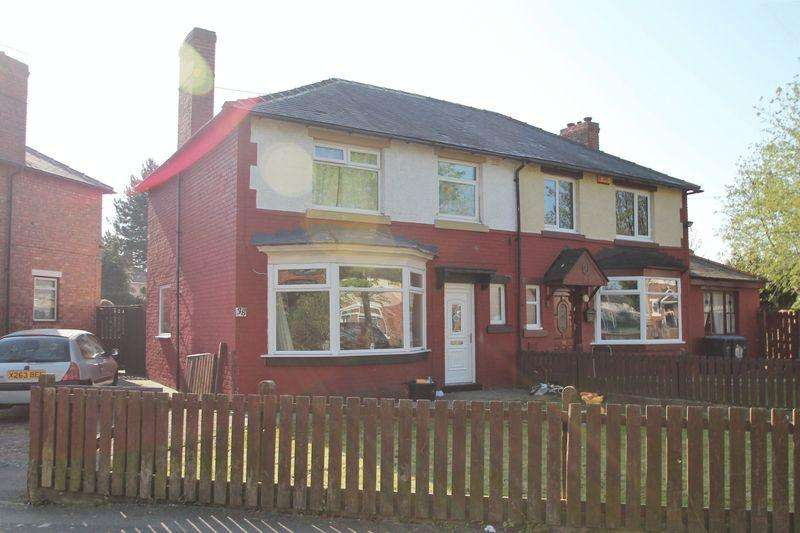 3 Bedrooms Semi Detached House for sale in Thorndyke Avenue, Middlesbrough