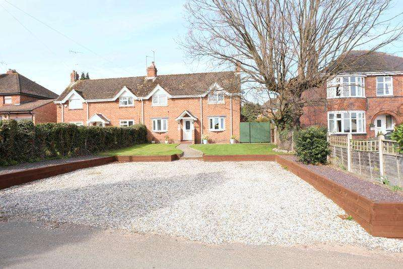 3 Bedrooms Semi Detached House for sale in Fairfield Lane, Wolverley DY11 5QJ