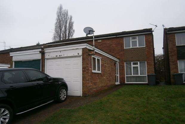2 Bedrooms Semi Detached House for sale in Gelert Avenue, off Wintersdale Road, Leicester, LE5