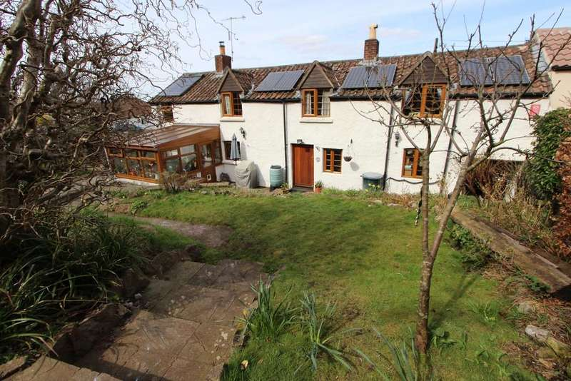 3 Bedrooms Cottage House for sale in Stunning character property in Banwell