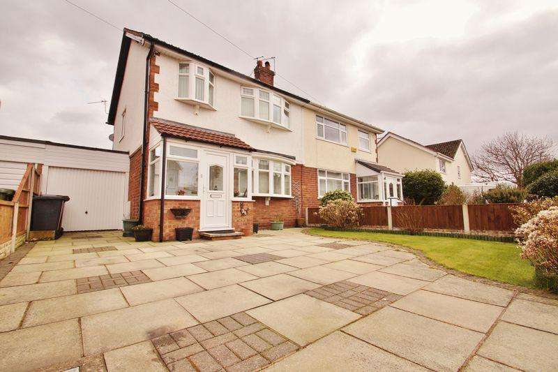 3 Bedrooms Semi Detached House for sale in Ashcroft Road, Liverpool