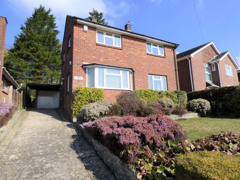 3 Bedrooms Detached House for sale in Inverclyde Road, Lower Parkstone