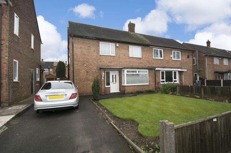 3 Bedrooms Semi Detached House for sale in Cricklewood Road, Woodhouse Park, Manchester