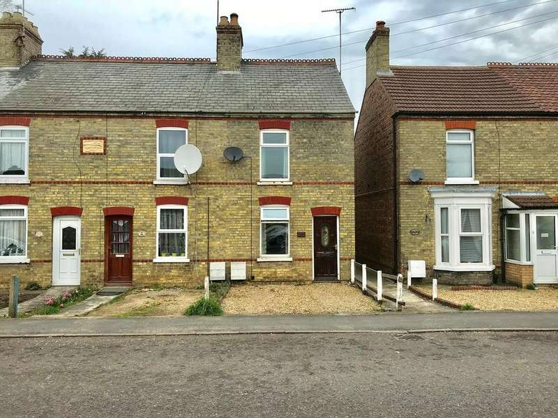 2 Bedrooms End Of Terrace House for sale in Bourne Road, Spalding, PE11