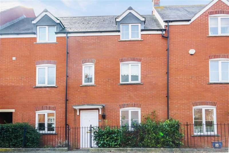 4 Bedrooms Town House for sale in Redhouse Way, Redhouse, Wiltshire