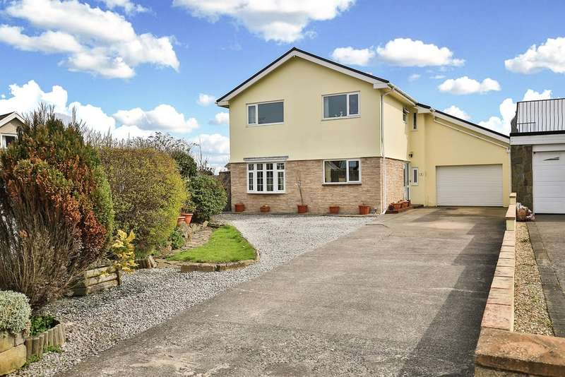 4 Bedrooms Detached House for sale in Long Acre Court, Nottage, Porthcawl