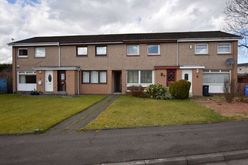 2 Bedrooms Property for sale in Myers Crescent, Uddingston, Glasgow, G71