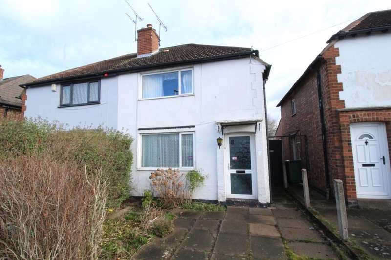 3 Bedrooms Semi Detached House for sale in Westfield Avenue, Wigston, LE18