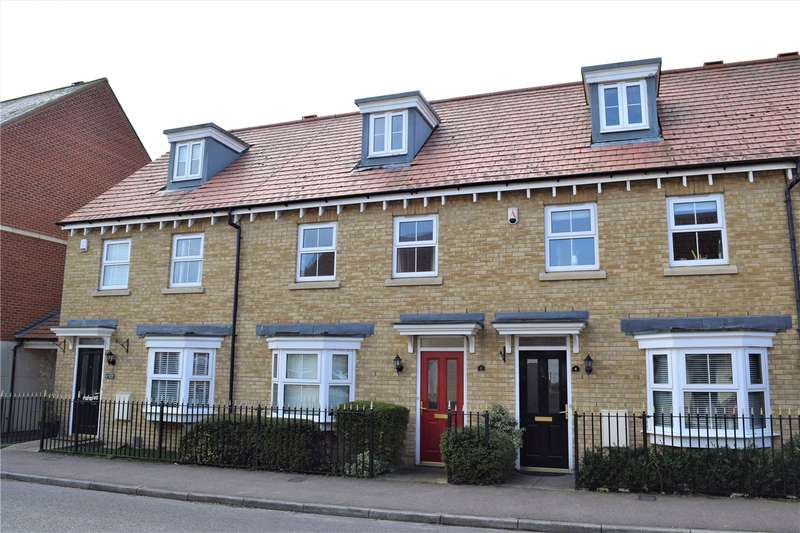 3 Bedrooms Terraced House for sale in Flitch Green