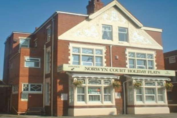 Flat for sale in Reads Avenue Central Blackpool