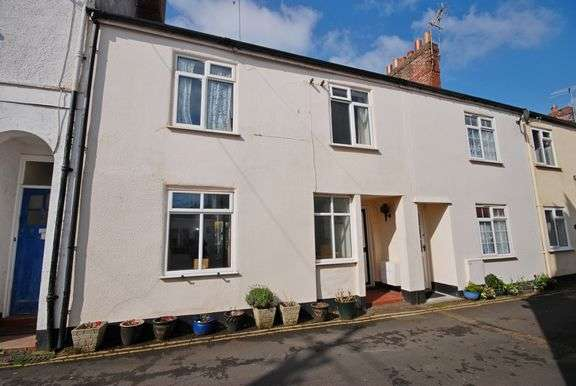 3 Bedrooms Terraced House for sale in Newtown, Sidmouth