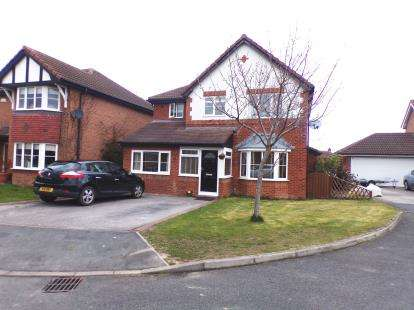 5 Bedrooms Detached House for sale in Lon Hafren, Rhyl, Denbighshire, LL18