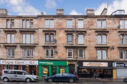 2 Bedrooms Flat for sale in Duke Street, Glasgow