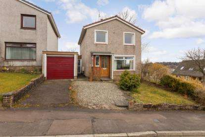 3 Bedrooms Detached House for sale in Argyle Grove, Dunblane