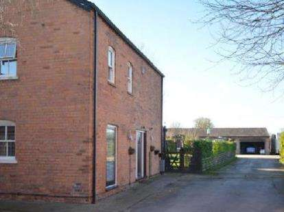 3 Bedrooms House for sale in Chester Lane Farm, Chester Lane, Winsford, Cheshire
