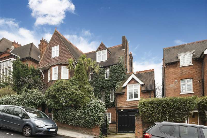 7 Bedrooms House for sale in Netherhall Gardens, Hampstead, NW3